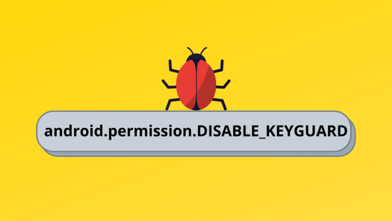 What is android.permission.DISABLE_KEYGUARD Permission in Android Apps?