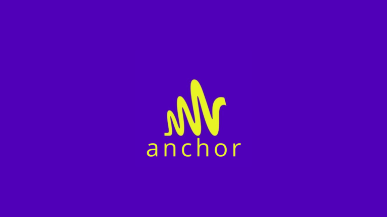 How to Change Profile Picture in Anchor app