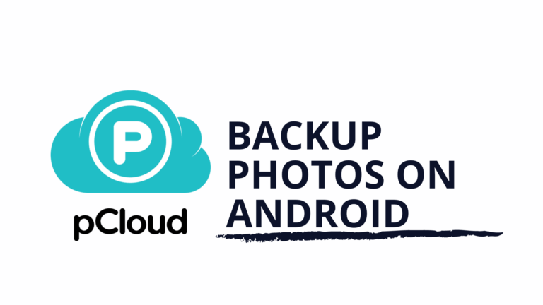 How to Auto Backup Photos to pCloud on Android