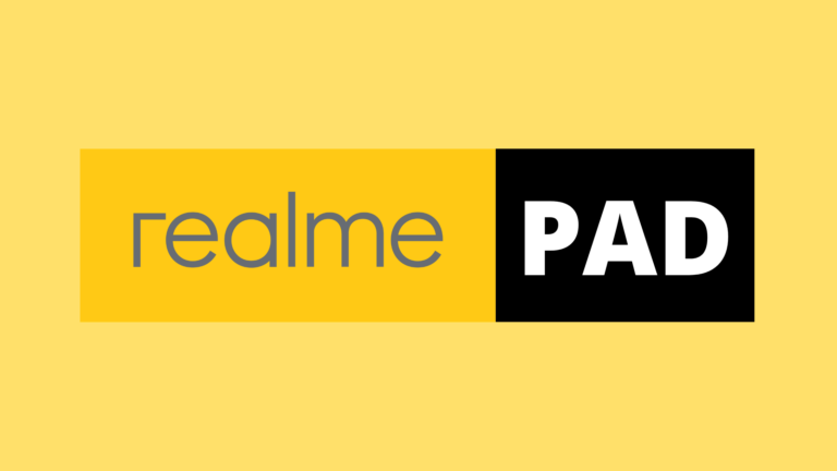 Realme Tablet launching soon, official confirmation