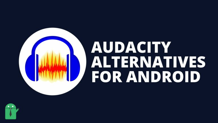 5 Best Audacity Alternatives for Android in 2021