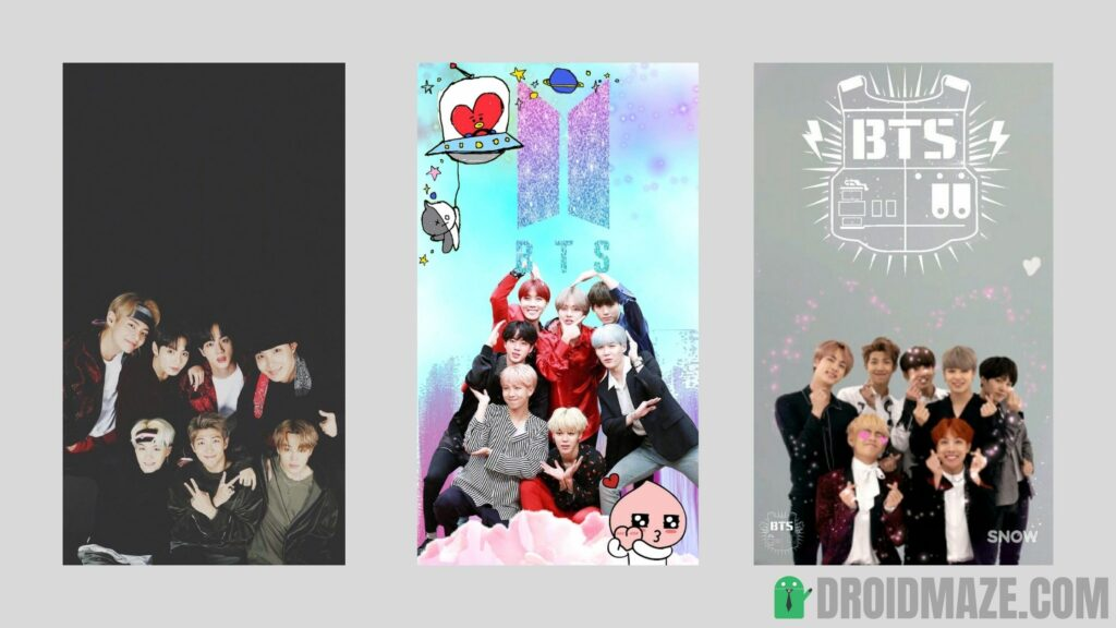 BTS Android Wallpapers