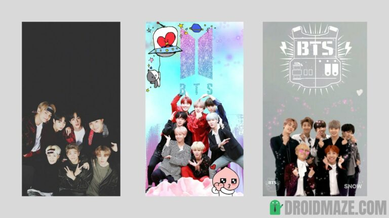 BTS Android Wallpapers HD 4K – Free Download