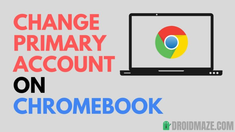 [GUIDE] How to Change Owner/Primary Account on Chromebook