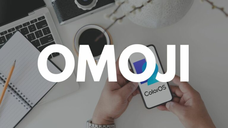 ColorOS 12 launching Globally with OMOJI in October