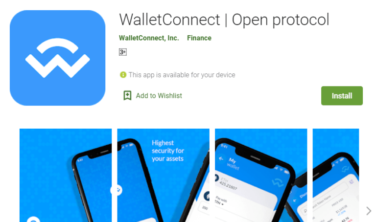 Crypto Scam: WalletConnect a fake crypto app used to steal private keys