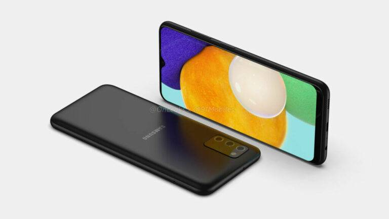 Samsung Galaxy A03s first look and specifications leaked