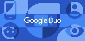 """Google Duo Redesigned homescreen features """"New Call"""" button"""