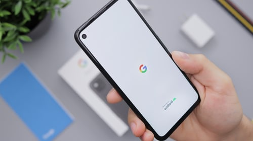 Japanese carrier leaked Google Pixel 5a 5G promo video