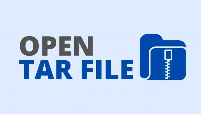 How to open TAR files on Android