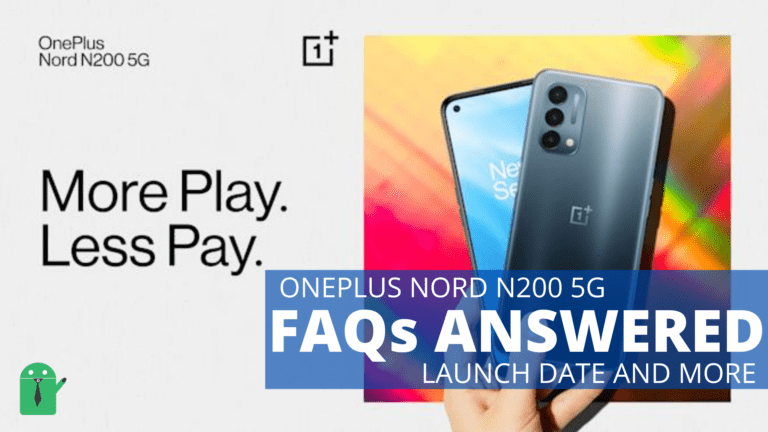 OnePlus Nord N200 5G: FAQs, Specifications and Launch Date