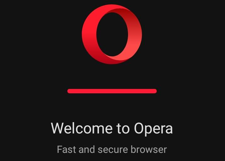 Welcome to Opera Browser
