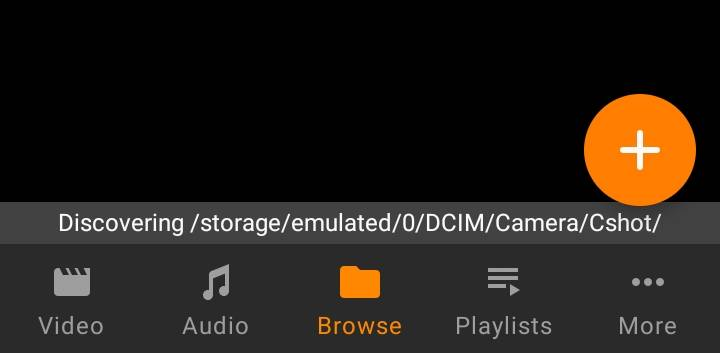 Play YouTube videos on VLC Android