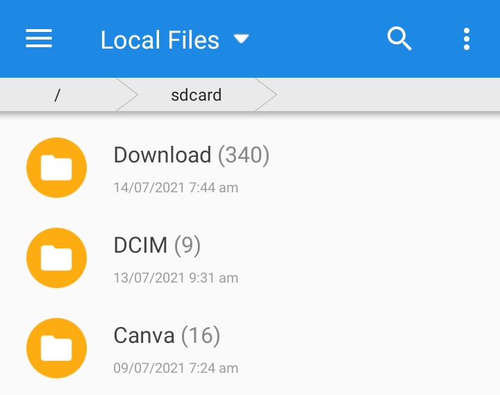 Open MOBI Files on Android