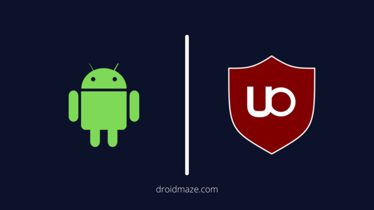 How to use uBlock Origin on Android