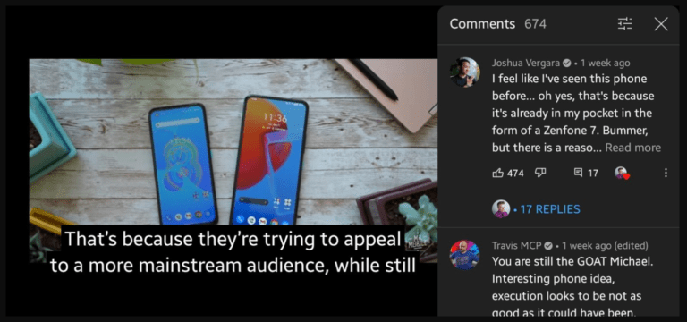YouTube comments UI change will ruin your experience