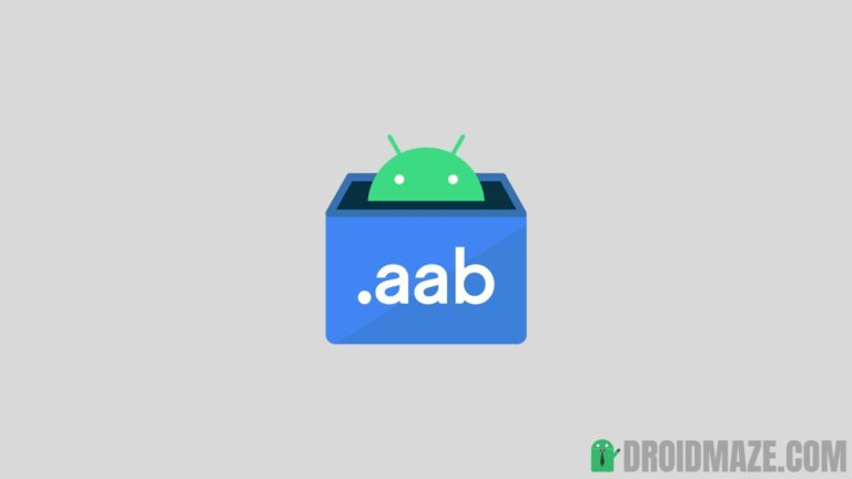 What is AAB? Difference between AAB and APK