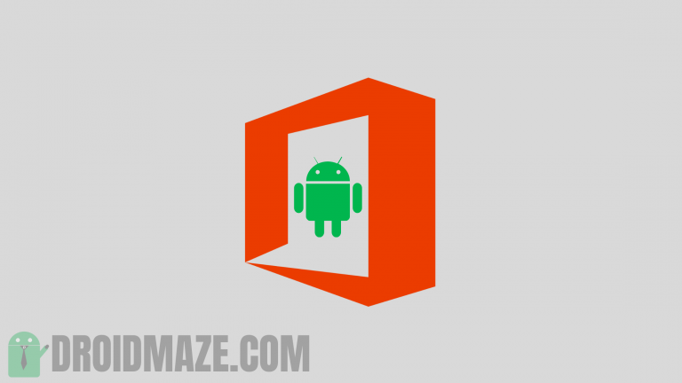 Microsoft Office added Voice Capture feature on Android