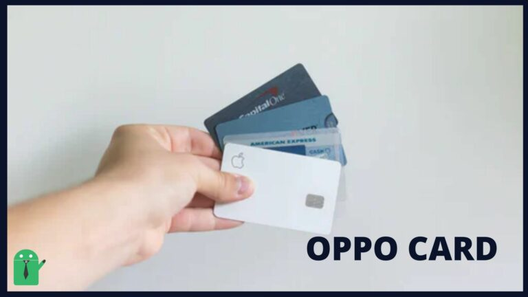 Oppo planning to launch Oppo Card similar to Apple Card