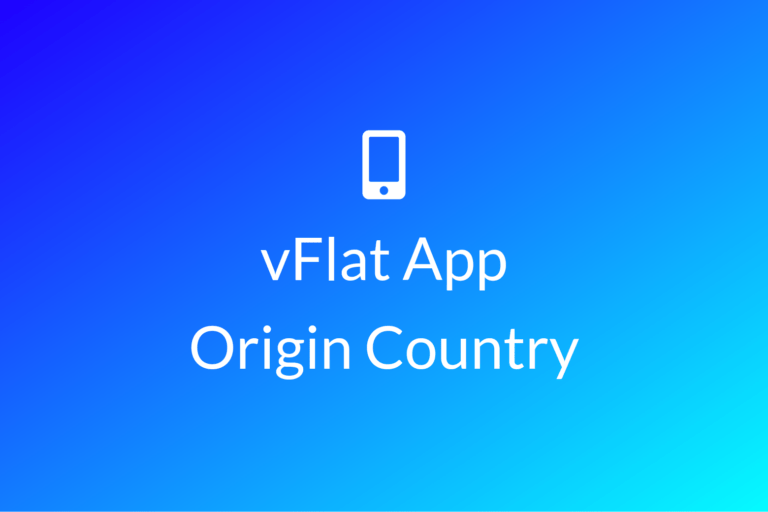vFlat app belongs to which country