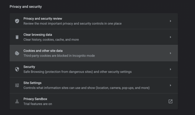 Google Chrome Privacy Review feature will improve your privacy