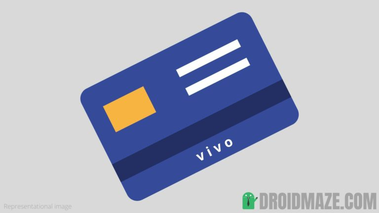 Vivo plans to launch VIVOCARD similar to Apple Card, trademark Registered